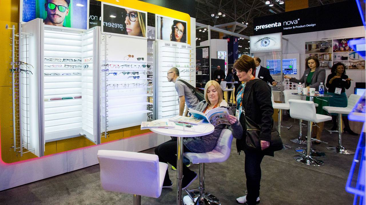Vision Expo in New York