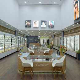 Saggaf Optics - Salama Center